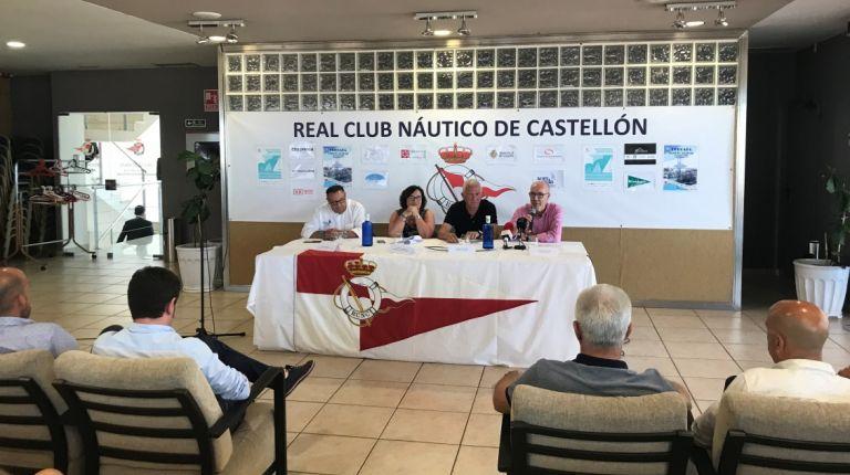 Se celebra en Castellón la XXI Regata Costa Azahar  puntuable para la Copa de España zona levante