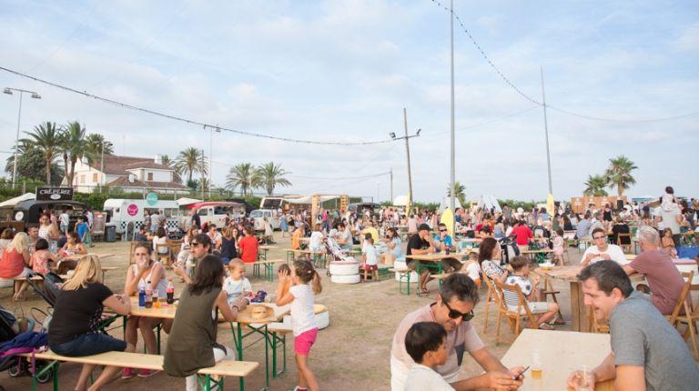 El festival gastronómico y de ocio familiar Solmarket aumenta su oferta lúdico-festiva