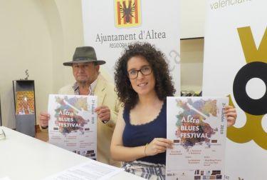 Altea volverá a vibrar con la segunda edición del Altea Blues Festival