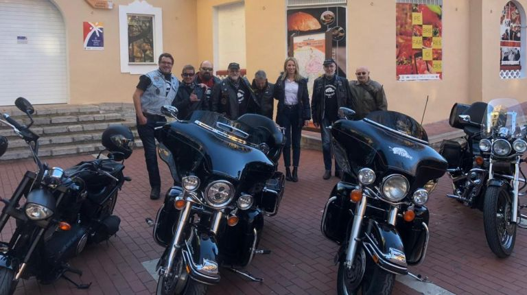 Concentración invernal de Harley- Davidsonen Oliva del 25 al 27 de enero