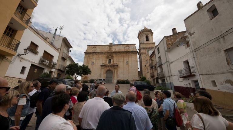 La temporada turística de Castellón se alarga al otoño al llenar hoteles con casi 2.600 personas mayores
