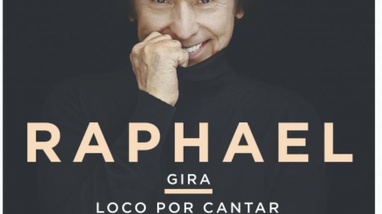 Raphael canta en Valencia en septiembre