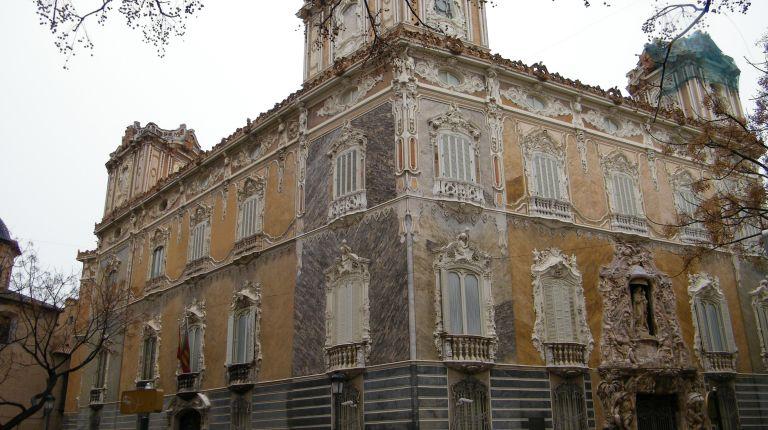 El Palacio del Marqués de Dos Aguas de València