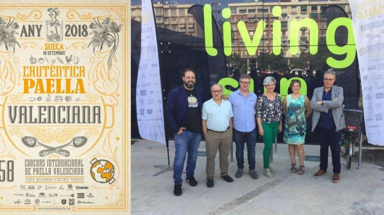 Ya está en marcha el Concurs Internacional de Paella Valenciana de Sueca