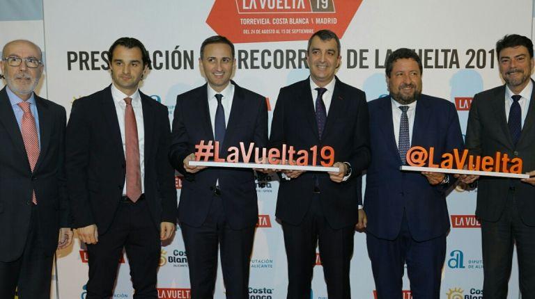 La Vuelta Ciclista a España 2019 comienza sus etapas en la Comunitat Valenciana