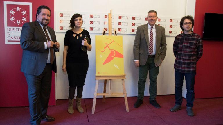La imagen del Día de la Provincia ensalza el Arquer de la Valltorta como emblema de los 135 municipios de Castellón