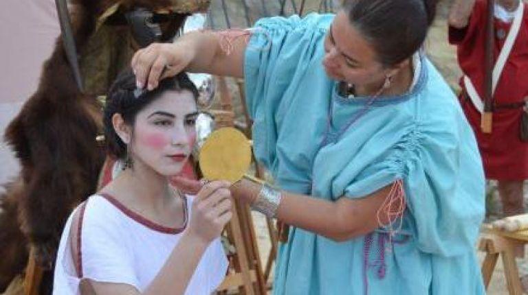 Festival de recreación histórica romana enVillajoyosa y l'Alfàs del Pi