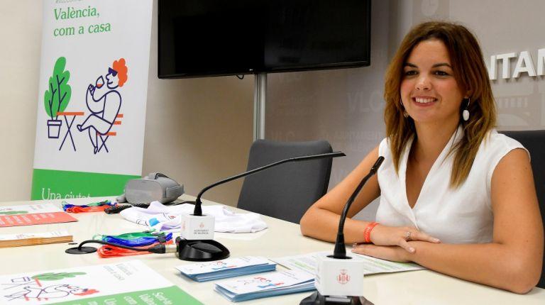 Campaña de promoción de turismo sostenible dirigida a visitantes y turistas de Valencia