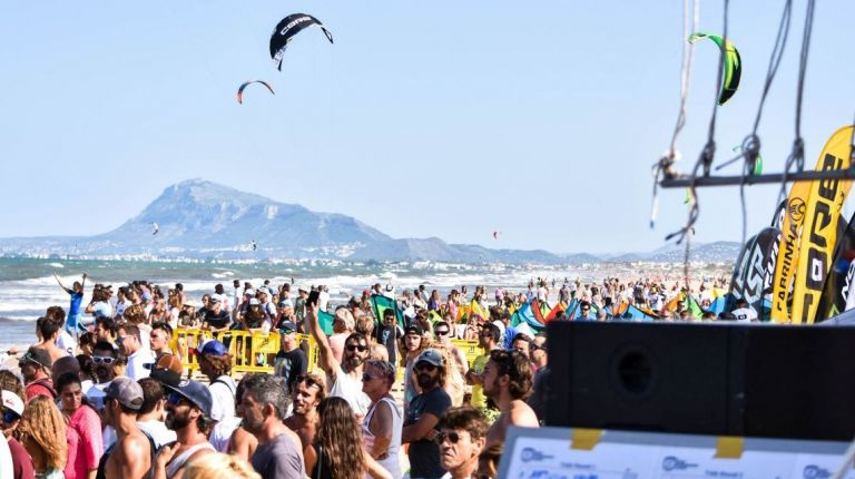 La segunda prueba de la Spain Kiteboarding League, Copa de España Freestyle & Strapless, llega a Oliva