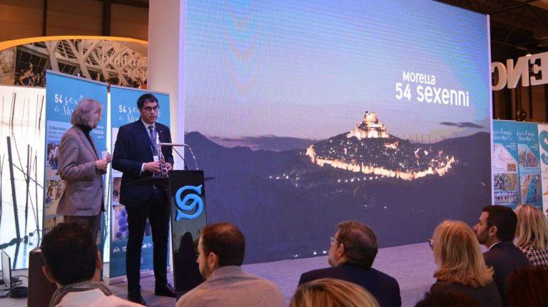 Morella promocionará el 54 Sexenni en el Salón Internacional de Turismo de Cataluña