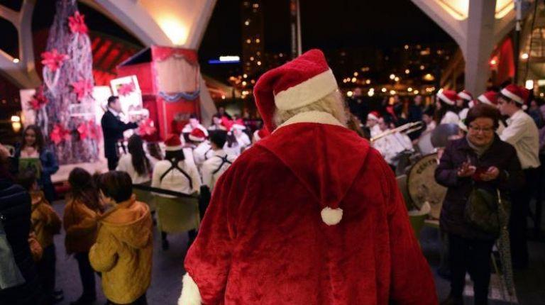 Valencia ofrece una Navidad llena de mercados y actividades para toda la familia