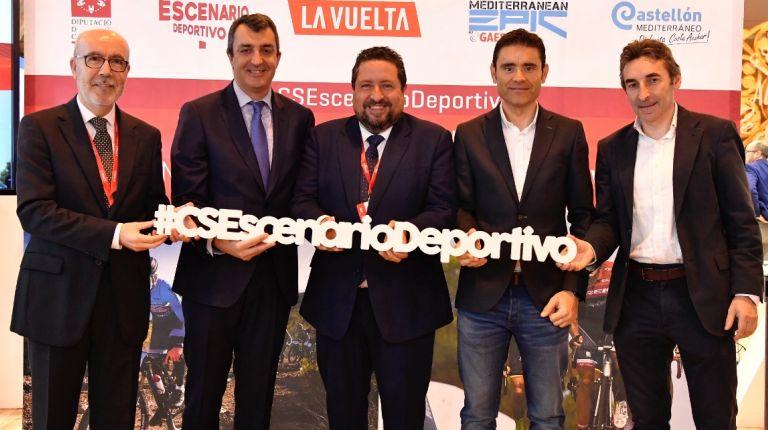 Castellón se presenta en Fitur como referente turístico deportivo