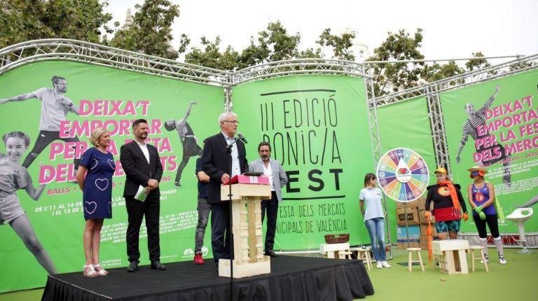 Llega la tercera edición de Bonic/a Fest, la gran fiesta de los mercados municipales de Valencia